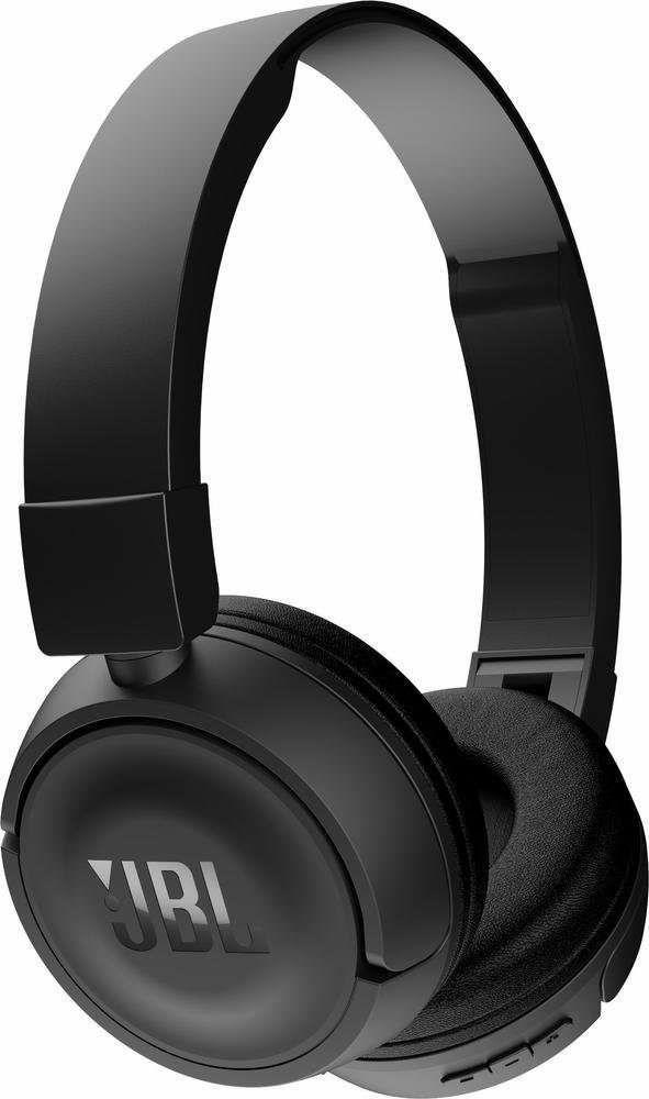 JBL T450BT On-Ear-Kopfhörer Bluetooth Schwarz