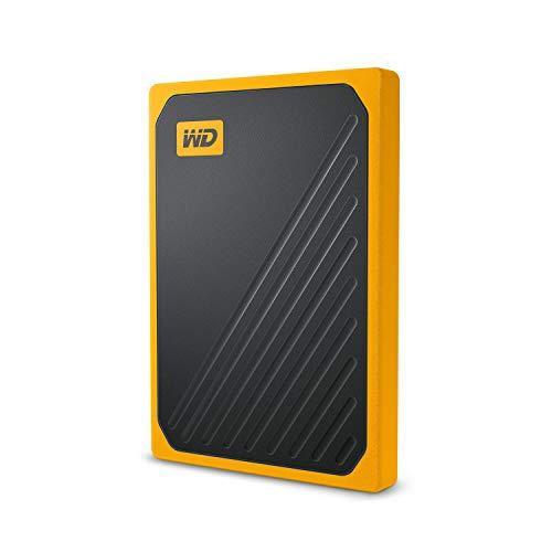WD My Passport Go Portable, 1 TB SSD