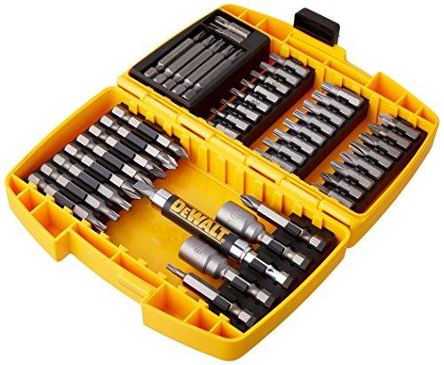DeWalt DT71572 Bitset/Steckschlüsselsatz, 45-tlg
