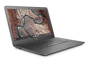 HP Chromebook 14-db0002ng 35,5 cm (14 Zoll / Full HD) (4GB DDR4 RAM, 64GB eMMC) chalkboard grey