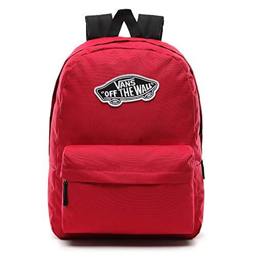 Vans Realm Backpack Casual Rucksack, 42 cm, 22 liters, Ceris
