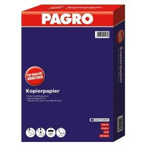 [Pagro] 7 Packungen Kopierpapier A4 á 500 Blatt weiß um nur 15,23€
