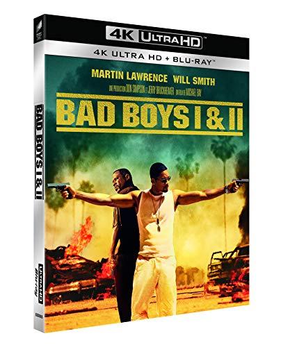 Bad Boys I+II 4K Ultra HD Blu-ray