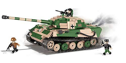 Cobi GmbH COBI 2480 PZKPFW VI Tiger II