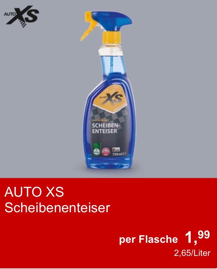 HOFER Auto XS Scheibenenteiser