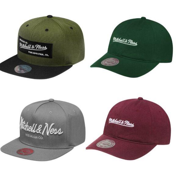 Mitchell & Ness Kappen in 36 verschiedenen Styles
