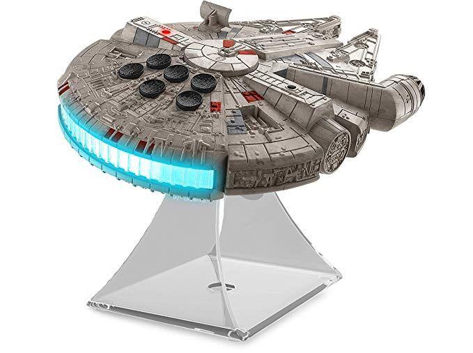 eKids Li-B17 Lizenzierter Star Wars Millennium Falcon Bluetooth Lautsprecher