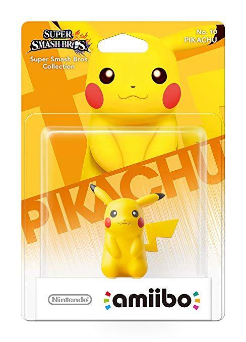 Nintendo amiibo Pikachu (Super Smash Bros. Collection)