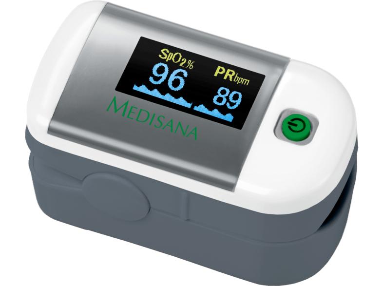 Medisana PM 100, Pulsoximeter (zur Messung der Sauerstoffsättigung im Blut)