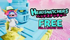 Humble Bundle: Headsnatchers (PC) gratis (limited time)