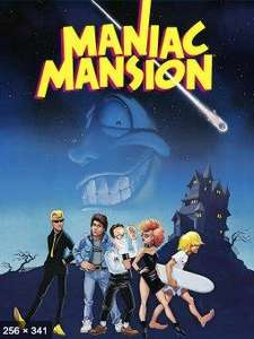 Maniac Mansion (Original & Enhanced Version)