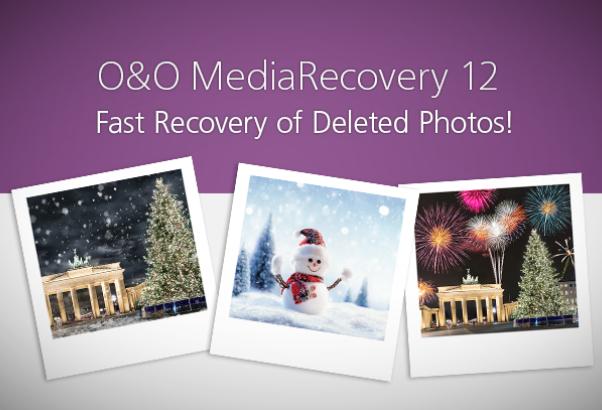 O&O MediaRecovery 12