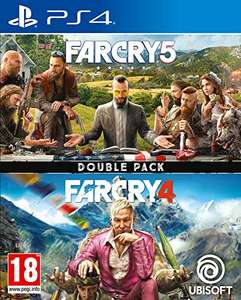 Far Cry 4 + Far Cry 5 Double Pack (PS4 / Xbox One)