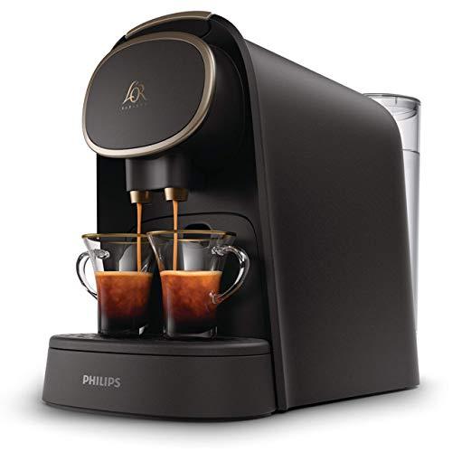 """Philips L'OR Barista """"LM8016/90"""" Kaffeekapselmaschine mit 2 Tassen-System"""