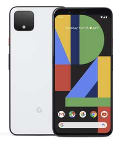 Google Pixel 4 XL 64GB clearly white