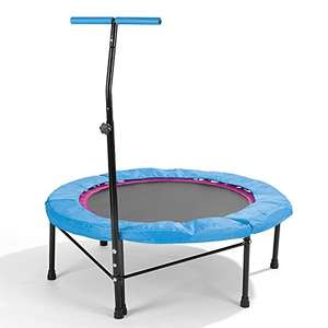 Power Maxx Fitness Trampolin + Trainings DVD