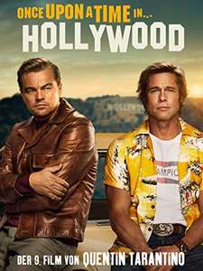 [AmazonVideo] Once Upon A Time In... Hollywood (4K UHD) zum Kaufen