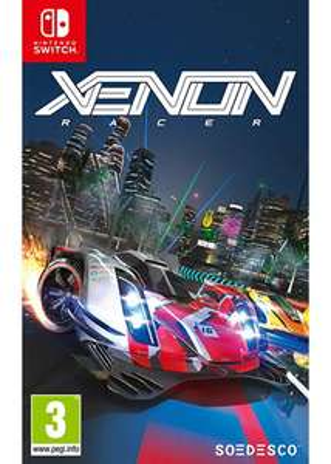 [Base] Xenon Racer für Nintendo Switch