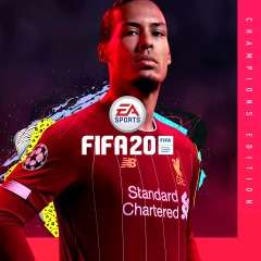 Fifa 20 Champions Edition im Playstation Store zum Download
