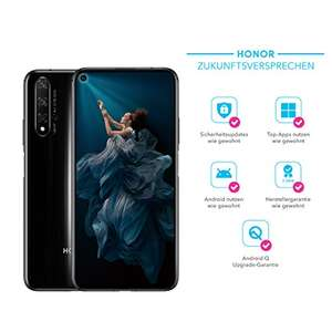 [Update 2.0] (Saturn + Logoix) HONOR 20 48MP AI Quad-Kamera - 128 GB Smartphone um nur 253€ (Bestpreis!)