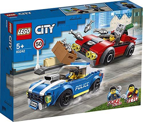 LEGO 60242 - Festnahme auf der Autobahn, City