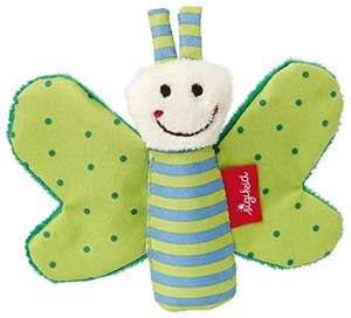 Sigikid Greifling Schmetterling 41179 (Plus Produkt)
