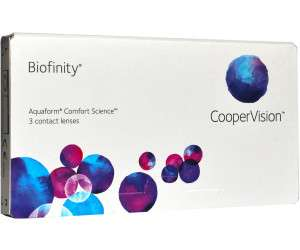 Biofinity Kontaktlinsen (Bestpreis)