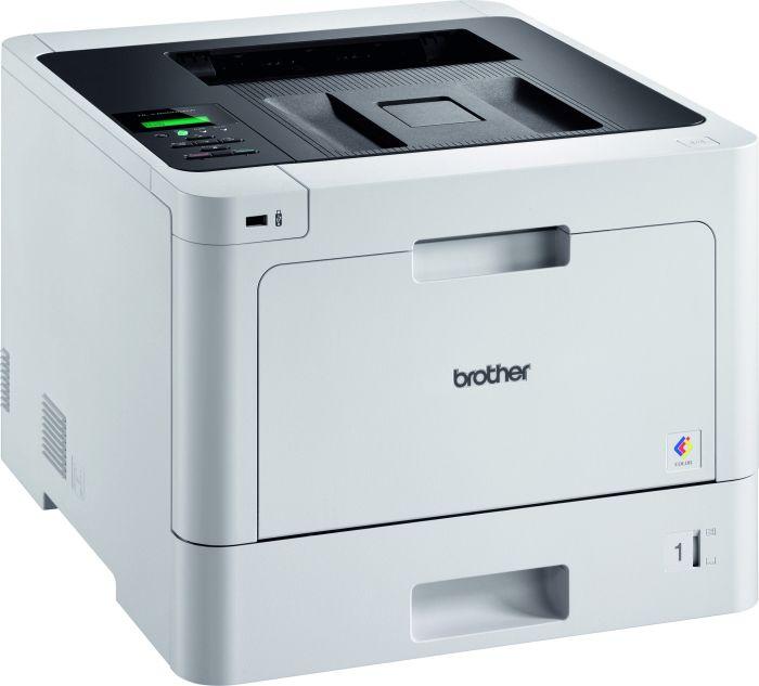 Brother HL-L8260CDW Farblaserdrucker (2400x600dpi, 31/31 Seiten / Minute, USB, LAN, WLAN)