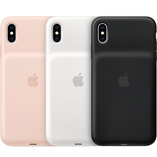 """Apple Austauschprogramm für """"Smart Battery Case"""" (für iPhone XS, Max, XR)"""