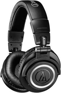 Audio-Technica ATH-M50 X BT (45mm Treiber, Bluetooth 5.0, AUX Anschluss)