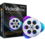 VideoProc, gratis (Win/Mac)