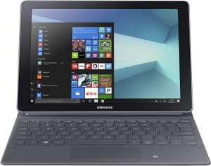 "Samsung ""Galaxy Book 12"" (i5, 8GB, 256GB, Win10) + Tastatur"