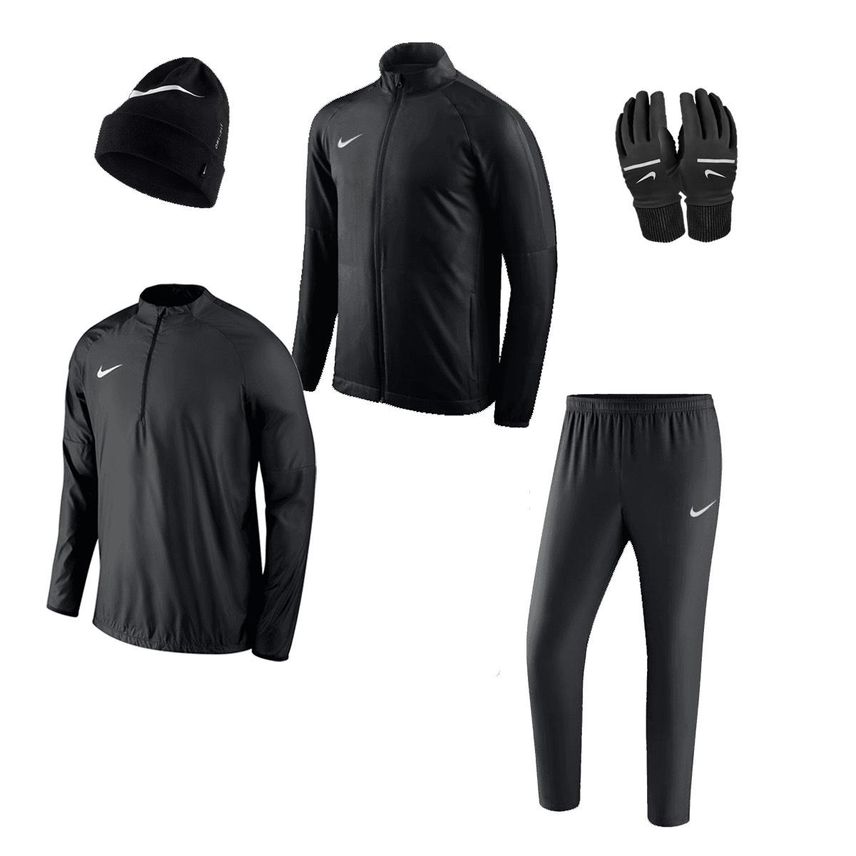 Nike Winterset (5-teilig) in vielen Farben frei konfigurierbar