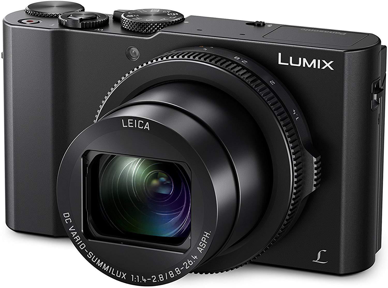 Panasonic Lumix DMC-LX15 (24-72mm LEICA DC Lens)