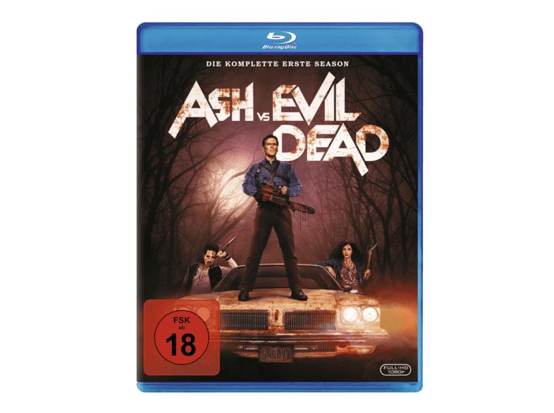Ash vs. Evil Dead Staffel 1 [Blu-ray]
