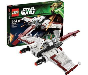 LegoStar Wars Z-95 Headhunter (75004)