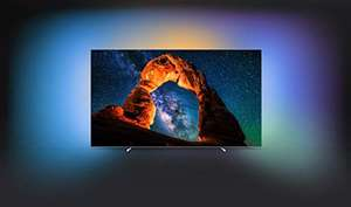 Philips 55OLED803/12 139cm (55 Zoll) OLED-Fernseher