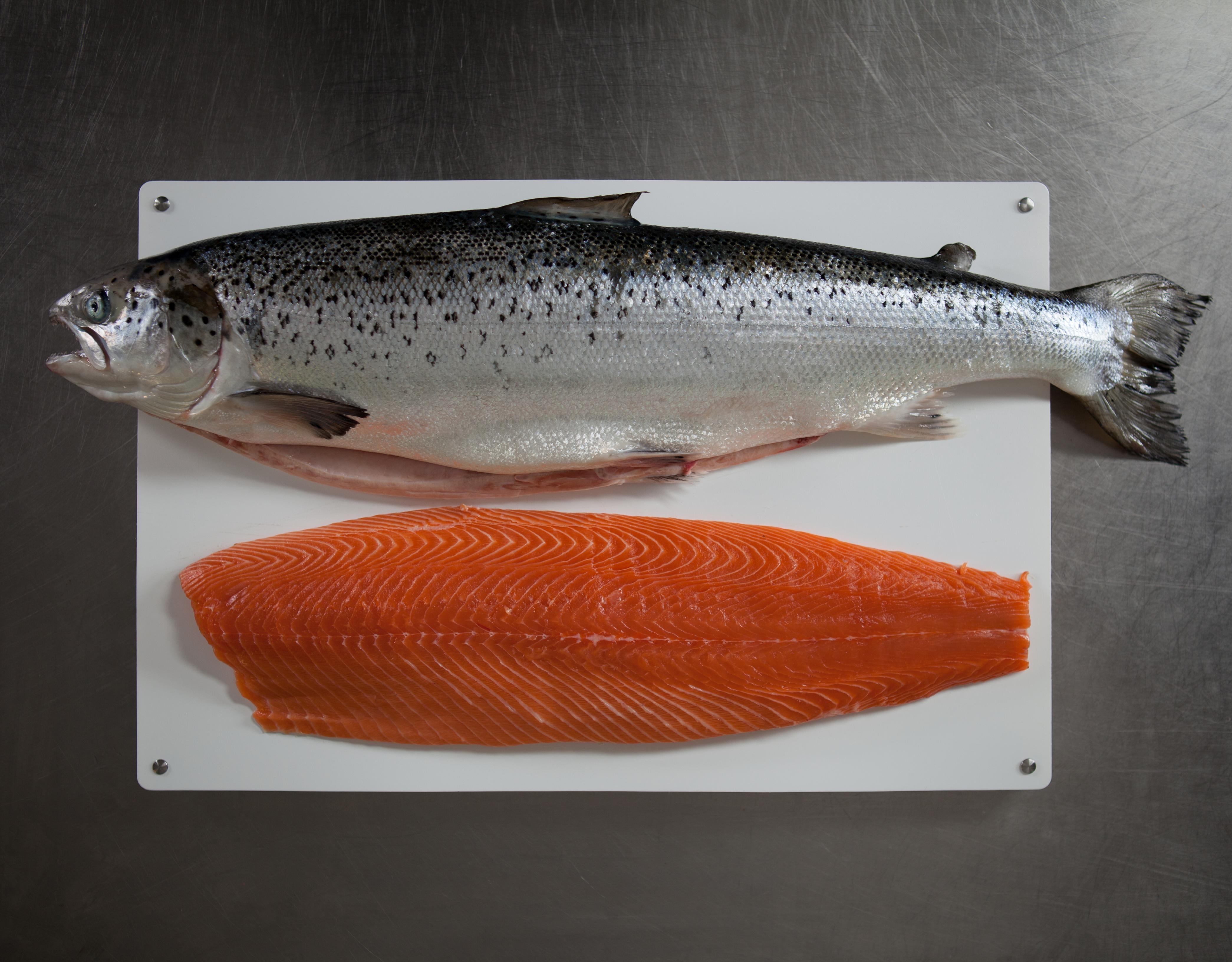 Lachs für nur 9,90€/kg