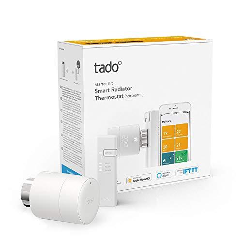 Tado Smartes Heizkörper-Thermostat Starter Kit V3+