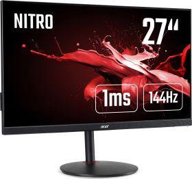 """Acer Nitro XV2 27"""" Monitor (2560x1440, 144Hz, 10bit, Display HDR 400)"""