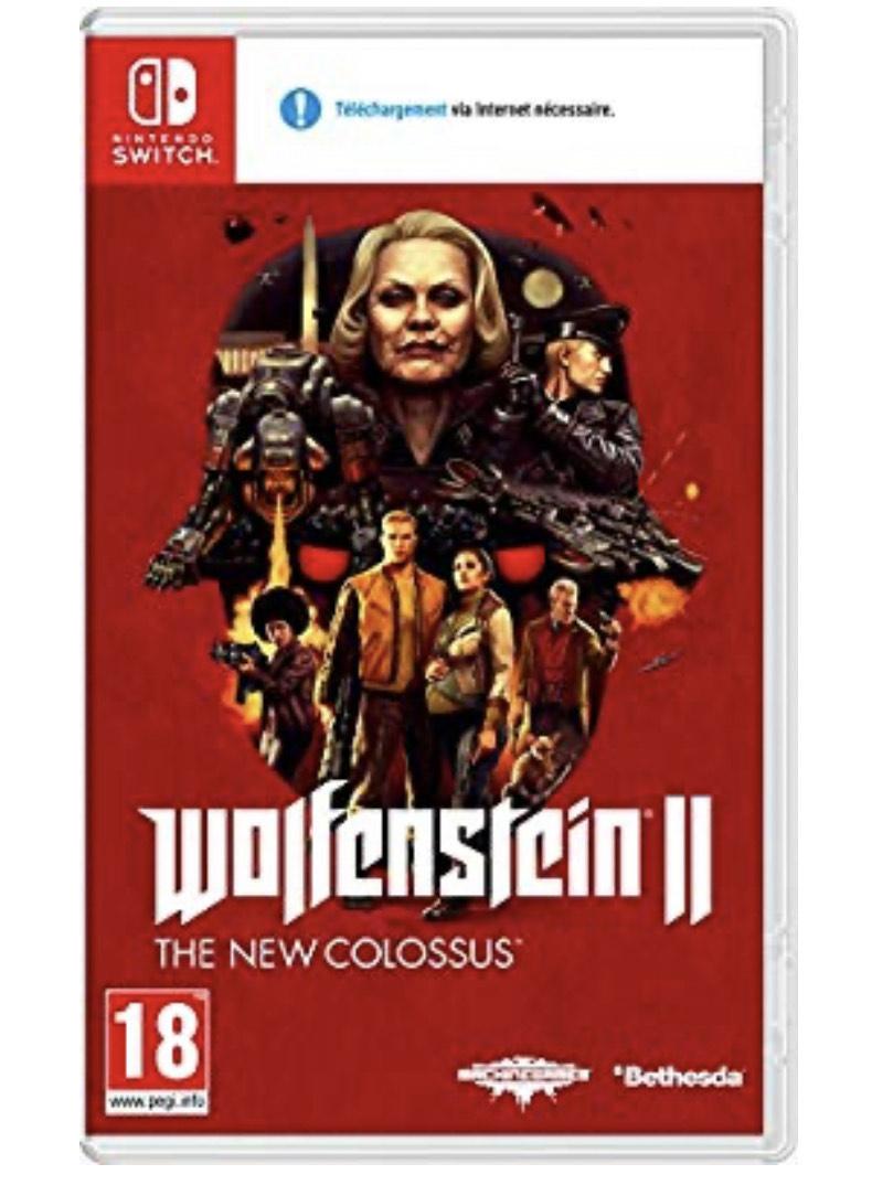 Wolfenstein II für Nintendo Switch