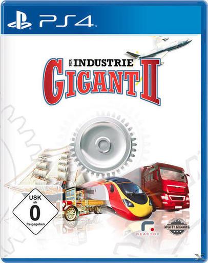 Industrie Gigant II HD für Playstation 4