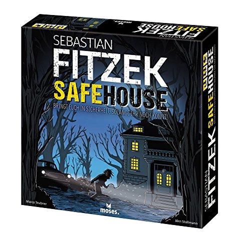 Brettspiel Sebastian Fitzek Safehouse