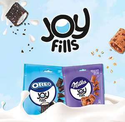 [Billa] Milka Joyfills gratis testen