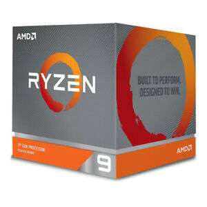 "AMD Ryzen 9 3900X 12x 3.8GHz ""Matisse"" So AM4 105 Watt €459,90 @ebay.de"
