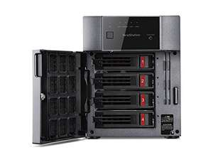 Buffalo TeraStation 3410DN, 4-Bay Desktop NAS 4TB