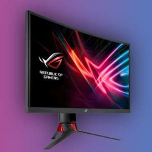 "Asus ROG Strix XG27VG: 27"" Curved Gaming Monitor (FHD, 144Hz, FreeSync, RGB)"