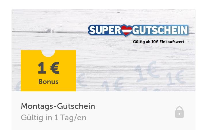 [LidlApp] 1 Euro Gutschein ab 10 Euro und 3 Euro GS ab 40 Euro am Montag