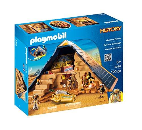 Preisjäger Junior: Playmobil History - Pyramide des Pharao