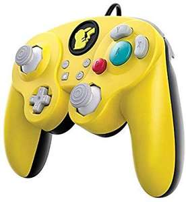 PDP Nintendo Switch Wired Fight Pad Pro (Pokémon - Pikachu)